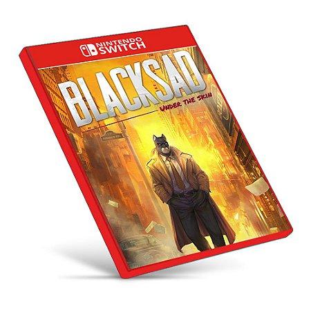 Blacksad: Under the Skin - Nintendo Switch - Mídia Digital