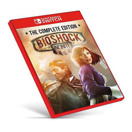 BioShock Infinite: The Complete Edition - Nintendo Switch - Mídia Digital