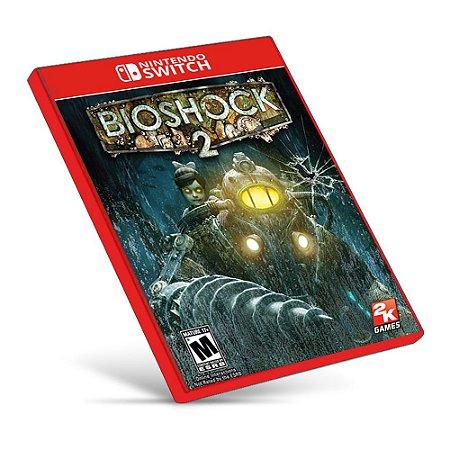 BioShock 2 Remastered - Nintendo Switch - Mídia Digital