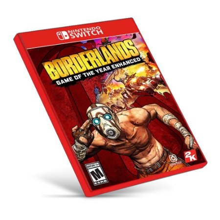 Borderlands Game of the Year - Nintendo Switch - Mídia Digital