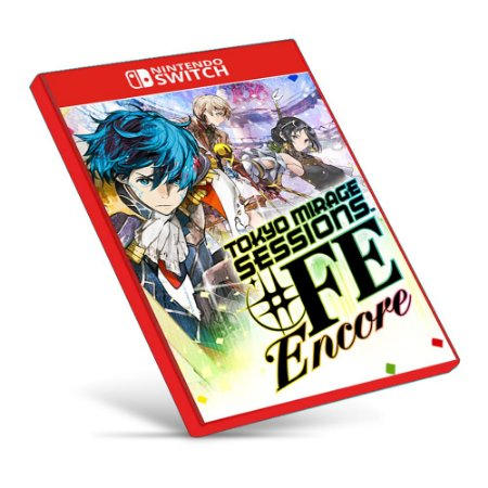 Tokyo Mirage Sessions #FE Encore - Nintendo Switch - Mídia Digital