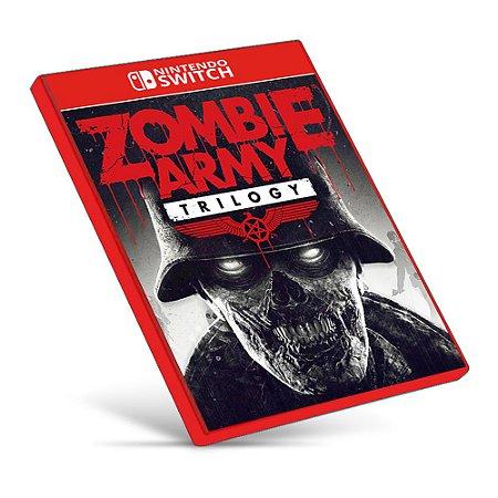 Zombie Army Trilogy - Nintendo Switch - Mídia Digital