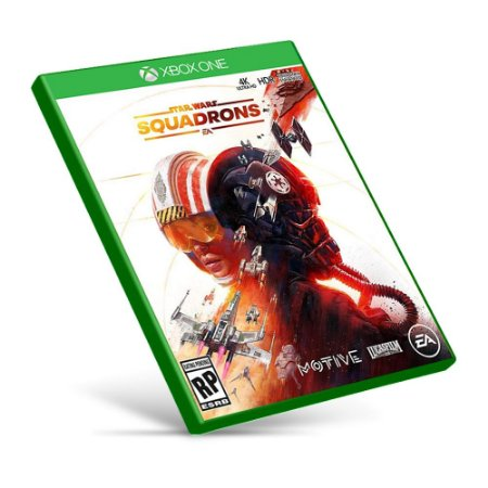STAR WARS: Squadrons - Xbox One - Mídia Digital
