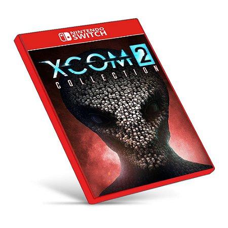 XCOM 2 Collection - Nintendo Switch - Mídia Digital