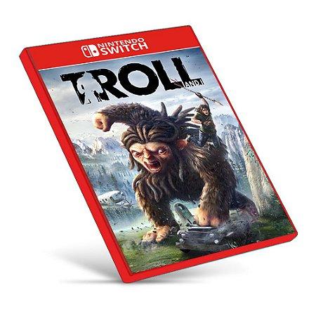 Troll and I - Nintendo Switch - Mídia Digital