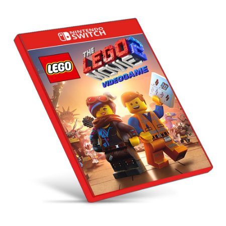 The LEGO Movie 2 Videogame - Nintendo Switch - Mídia Digital