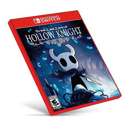 Hollow Knight - Nintendo Switch - Mídia Digital