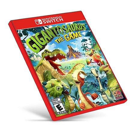 Gigantosaurus The Game - Nintendo Switch - Mídia Digital