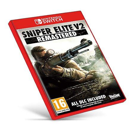 Sniper Elite V2 Remastered - Nintendo Switch - Mídia Digital