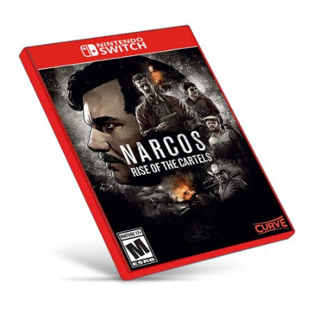 Narcos: Rise of the Cartels - Nintendo Switch - Mídia Digital
