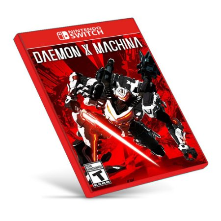 DAEMON X MACHINA - Nintendo Switch - Mídia Digital