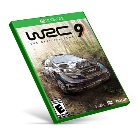 WRC 9: FIA World Rally Championship - Xbox One - Mídia Digital