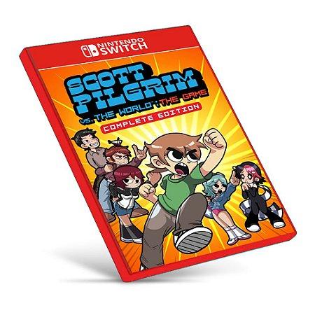 Scott Pilgrim vs The World: The Game Complete Edition - Nintendo Switch - Mídia Digital
