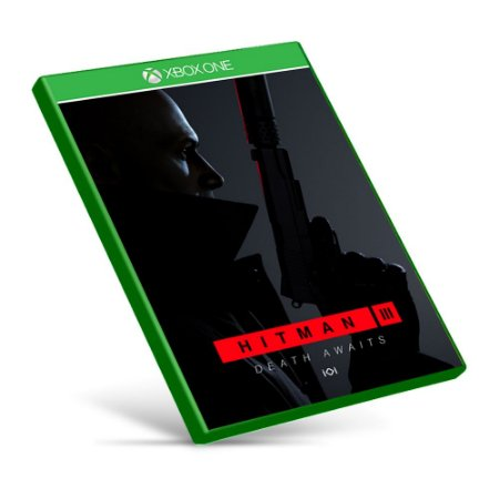 Hitman 3 - Xbox One - Mídia Digital