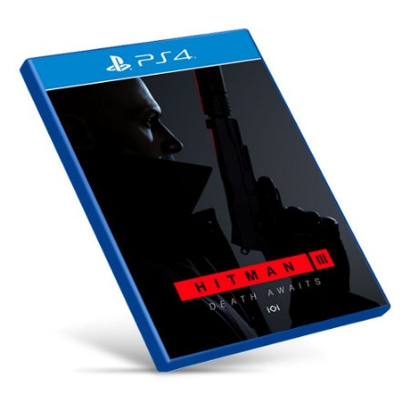Hitman 3 - PS4 - Mídia Digital