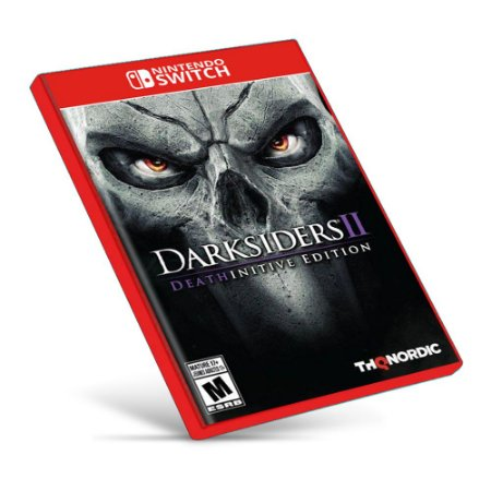 Darksiders 2 Deathinitive Edition - Nintendo Switch - Mídia Digital