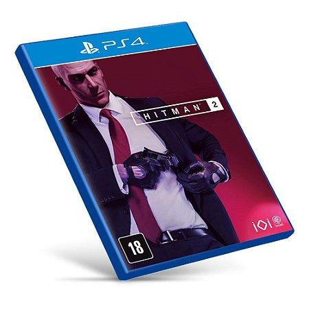 Hitman 2 - PS4 - Mídia Digital