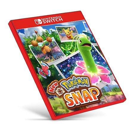 New Pokémon Snap - Nintendo Switch - Mídia Digital
