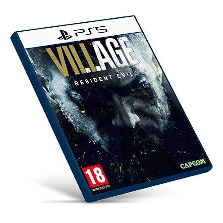 Resident Evil Village - PS5 - Mídia Digital