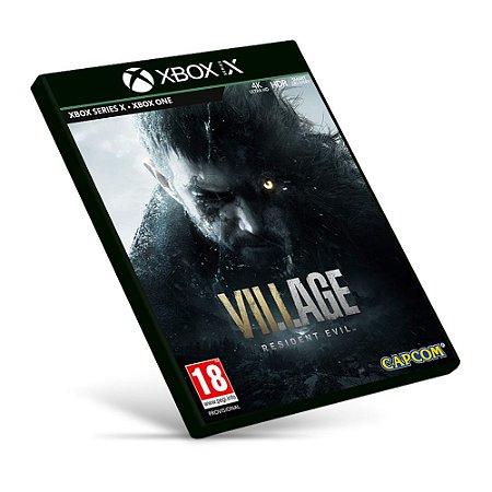 Resident Evil Village - Xbox Series X S - Mídia Digital