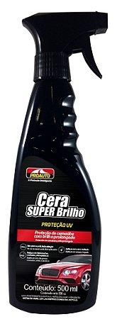 Cera Super Brilho Gatinho 500 ml - Proauto