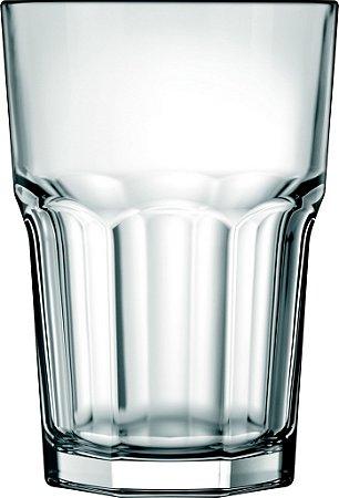 Copo Bristol Long Drink 410ml - Caixa com 12 unidades - Nadir Figueiredo