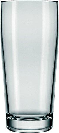Copo Willybecher Cerveja 400ml - Caixa Com 12 unidades - Nadir Figueiredo