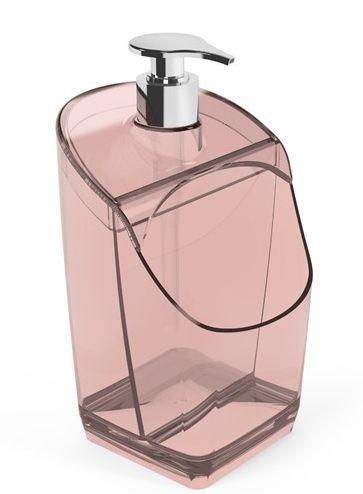 Dispenser Rosa Translúcido - UZ