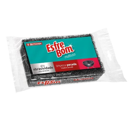 Esponja Esfrebom para Limpeza Pesada - Bettanin