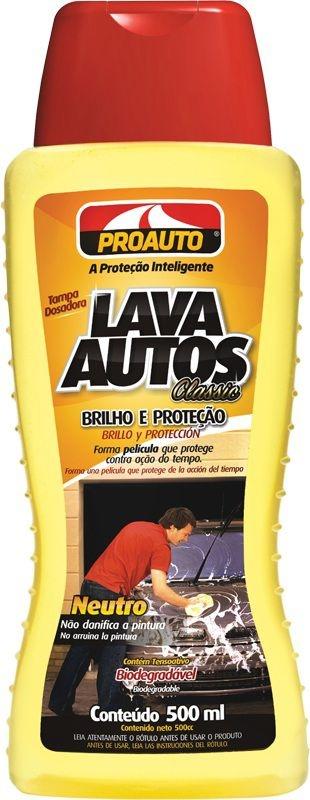 Lava Autos Classic  500ml - Proauto