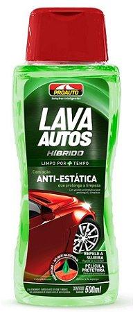 Lava Autos Híbrido 500ml  - Proauto