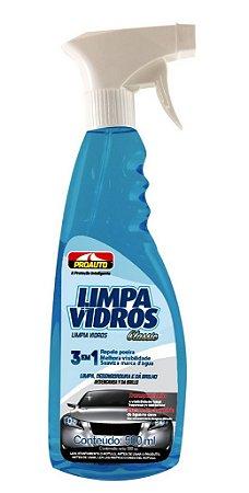 Limpa Vidros Classic Gatilho 500ml - Proauto