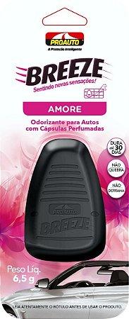Odorizante Breeze Classic Amore 6,5g - Proauto