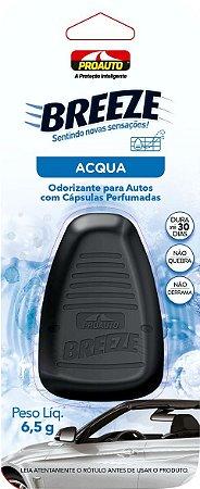 Odorizante Breeze Classic Ácqua 6,5g - Proauto -