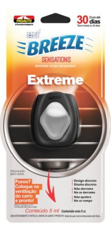 Odorizante Breeze Sensations Extreme 5ml - Proauto