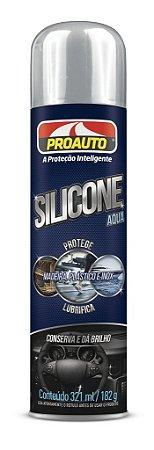 Silicone Multiuso Aqua 321ml - Proauto