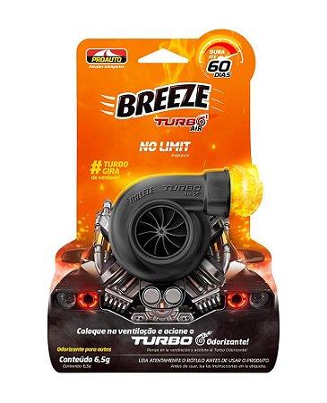 Odorizante Breeze Turbo Ar No Limite 6,5g - Proauto