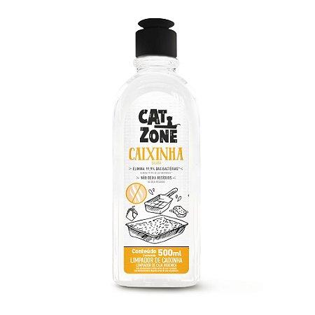 Cat Zone Limpa Caixinha e Elimina Odores 500ml - Procão