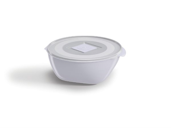 Pote Multiuso Premium 350ml Branco Sólido - UZ
