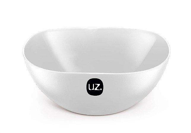 Saladeira 2 Litros Branco Sólido - UZ