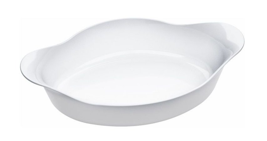Assadeira Opaline Oval 1,4 Litros Grande - Marinex - Nadir Figueiredo
