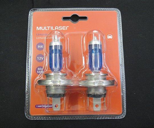 LAMPADA FAROL H4 12V