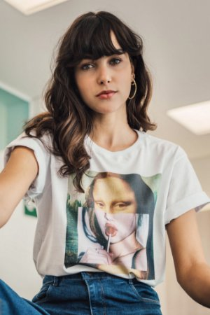 T-shirt Mona Model