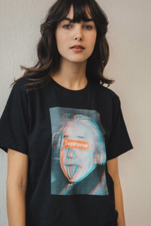 T-shirt Einstein Supreme