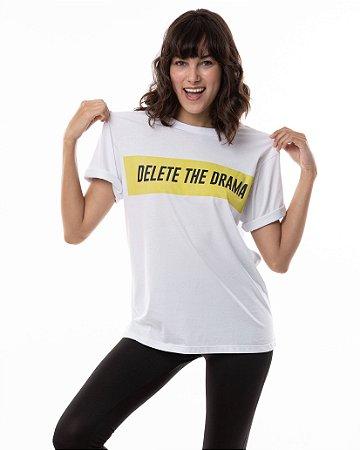 T-shirt Delete The Drama