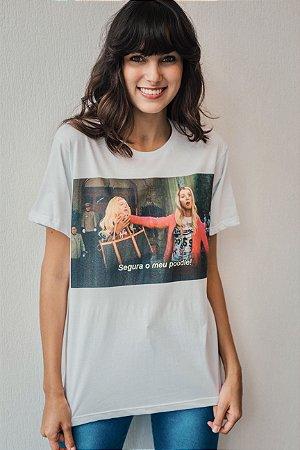 T-shirt As Branquelas Poodle