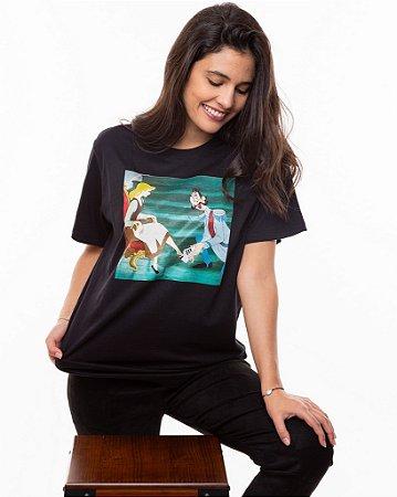 T-shirt Cinderela Adidas