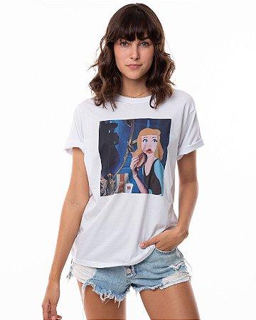 T-shirt Cinderela Mc'Donalds