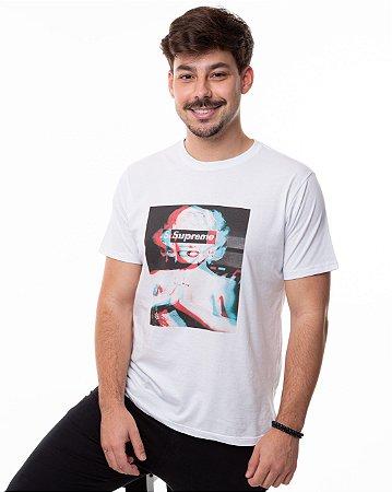 T-shirt Marylin Supreme Masculina