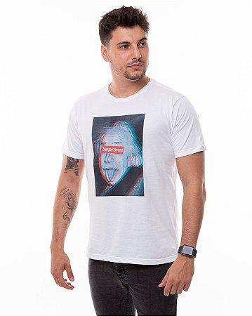 T-shirt Einstein Supreme Masculina